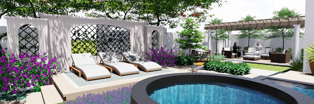 Landscape Design Highlands Landscaping & Golf LLC Dubai | UAE